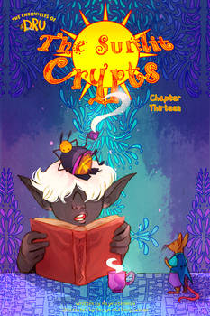 TCoD - The Sunlit Crypts - CH13 - Cover