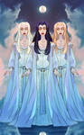 Coven - The Weird Sisters