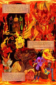TCoD - Extra - Summoning Demons