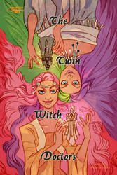 The Twin Witch Doctors - Cover