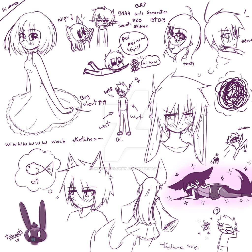 Sketches 8773296 by MajoNari-chan