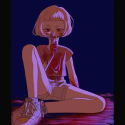 murder on a dark night