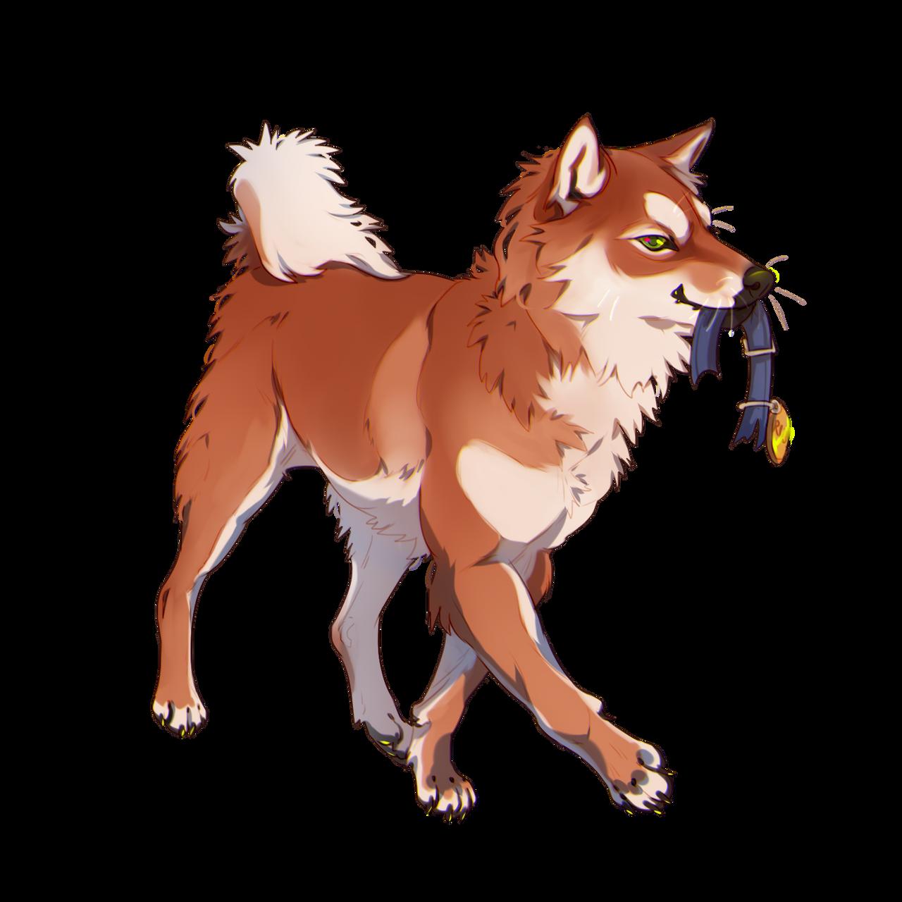 firestar but dog