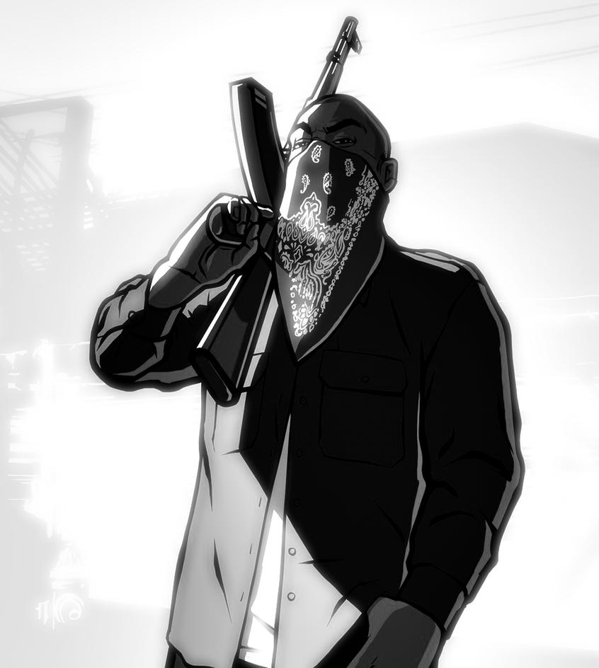 Gta San Andreas Scarface1 By Theiceman95bg On DeviantArt
