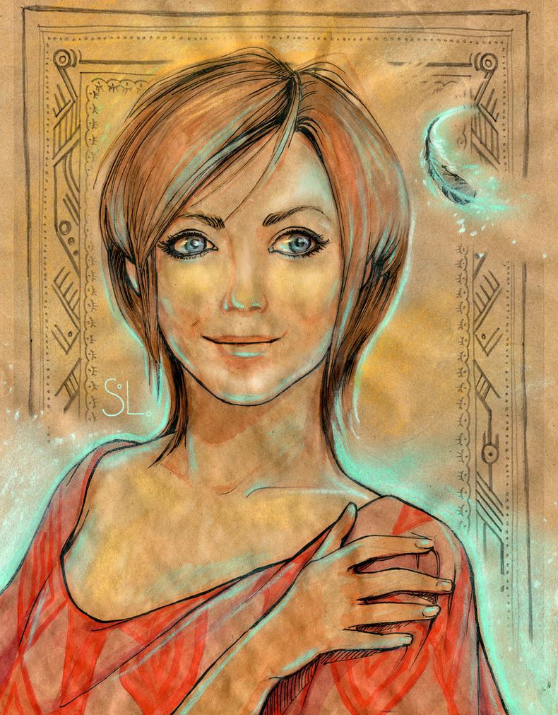 Lady Melamori Blimm by NatashaSolo