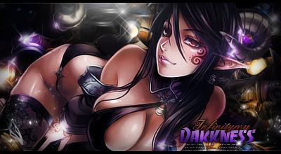 Darkness P2 by Yukio95
