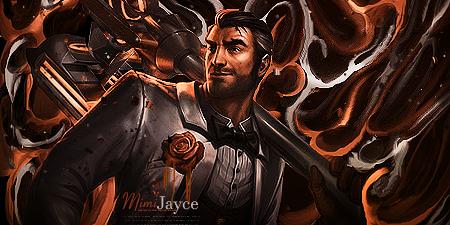 League Of Legends Jayce By Yukio95