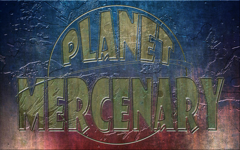 PlanetMercenaryAcidMetalStamp by HowardTayler