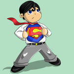 Superman Chibi 2