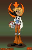 Scarecrow Rebel Pilot