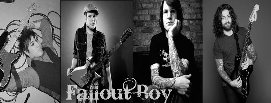Fall Out Boy Wallpaper By BLAZEtheANGEL77