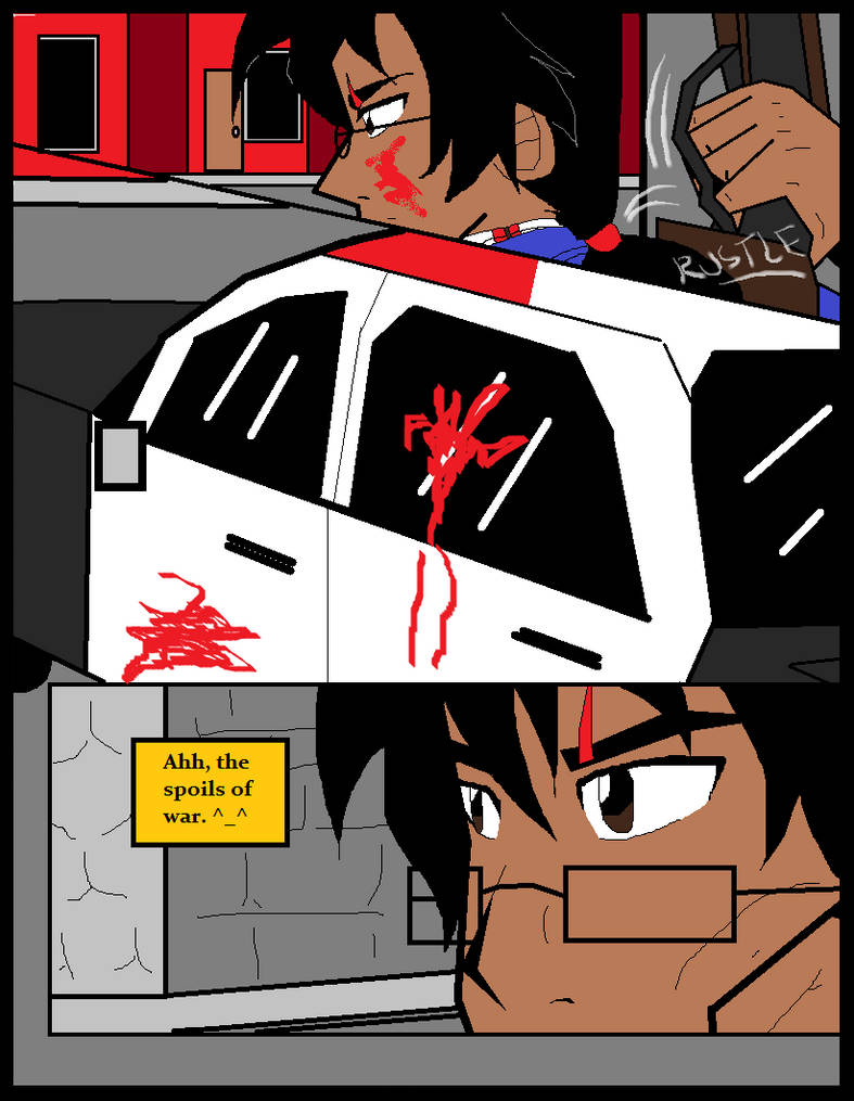 Left 4 Dead Stories Chp 1 pt 9 by ComancheSamurai on DeviantArt