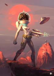 Mars Spy
