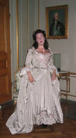 French gown