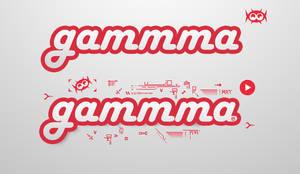 Gamma logo design