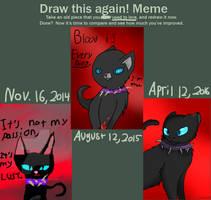 Improvement Meme by OpaIescent