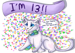 it's my birthday and i'm finally legal [read desc]