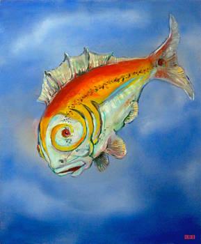 Displaced Fish