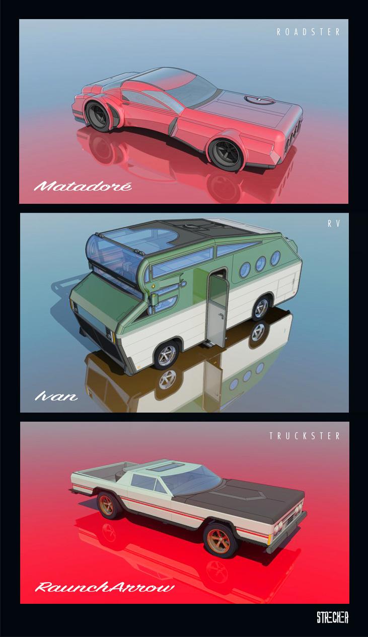Autoworld-RenderPractice by DMStrecker