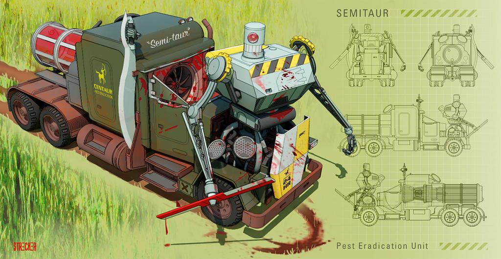Semitaur-Reference by DMStrecker