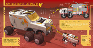 Reference Model - Martian Rover