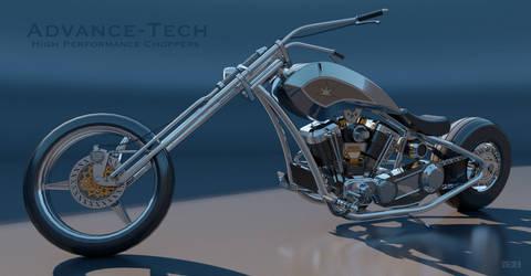 Advance-Tech Chopper 101