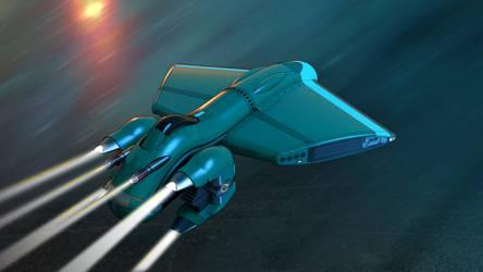 X-8 Raption Fighter