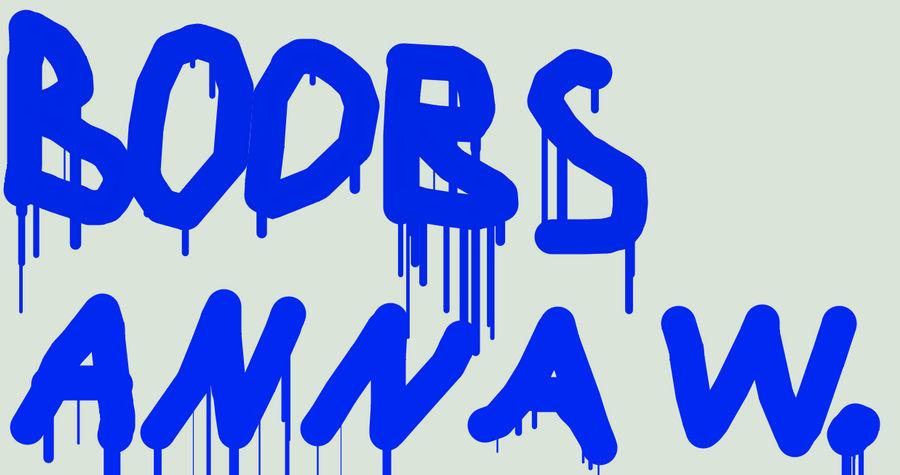 Boobs, Anna W.