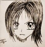 angry anime