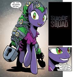 Mane-iac - Suicide Squad