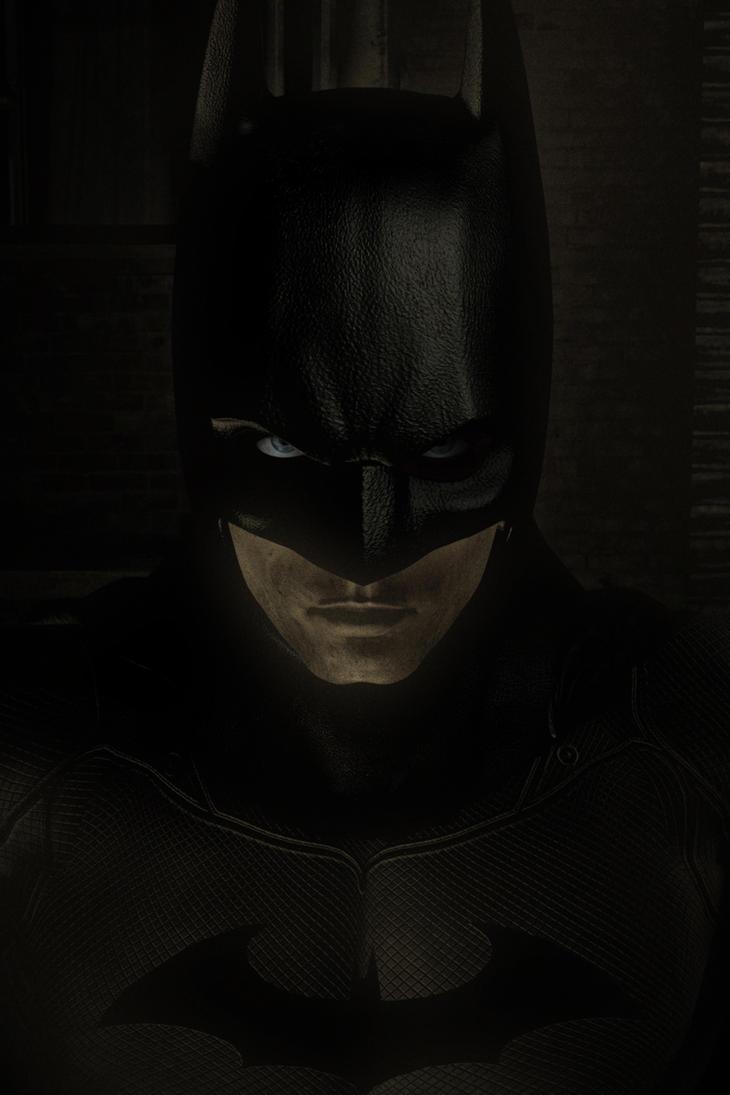 The Goddamn Batman by FredAckerman