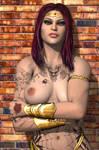 Suicide Heroines by FredAckerman
