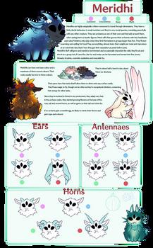 Meridhi | Companion Species Guide
