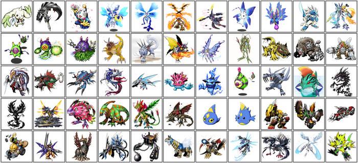 Digimon Zukan 2020