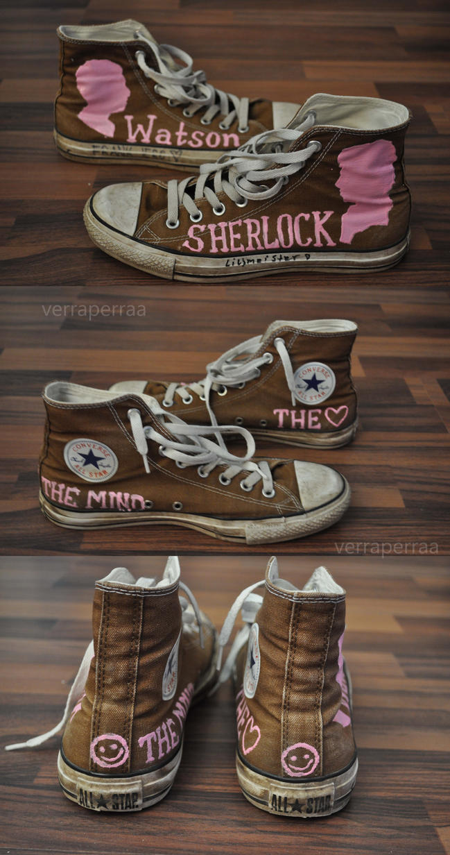 (BBC) Sherlock Shoes. by A-Killjoy