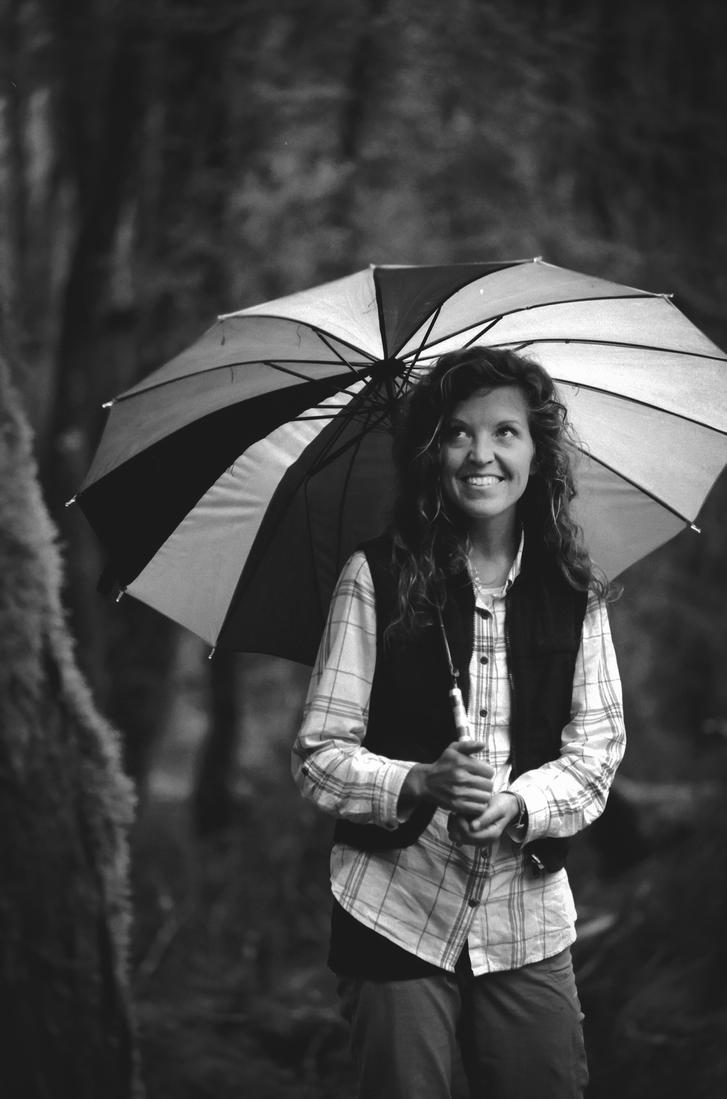 A Walk in the Rain by eric-taylor