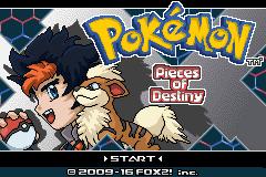 Portada Pokemon Piezas del Destino by Fo0xerz