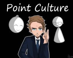Linksthesun, Plectrum et Ouki - Point Culture by DioLorette