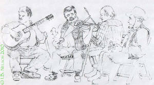 Ardenwood String Band by ibnelson