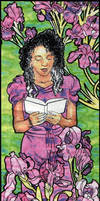 Andrea Reads - Bookmarker by ibnelson