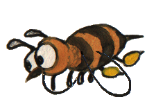 Honey Bee by ibnelson