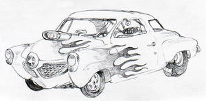 51 Studebaker by ibnelson