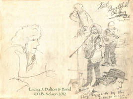 Lacey J Dalton by ibnelson