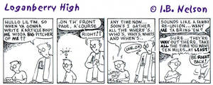 Loganberry High #6