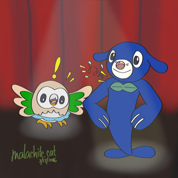 pokemon___popplio_used_trick__by_malachi
