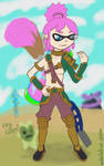 Splatoon x Legend of Zelda - Pinkinklink