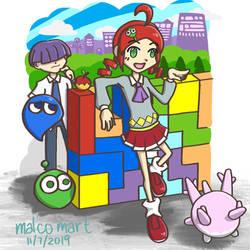 Puyo Puyo - I Miss Tetris