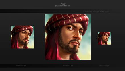Arab warrior by agyany