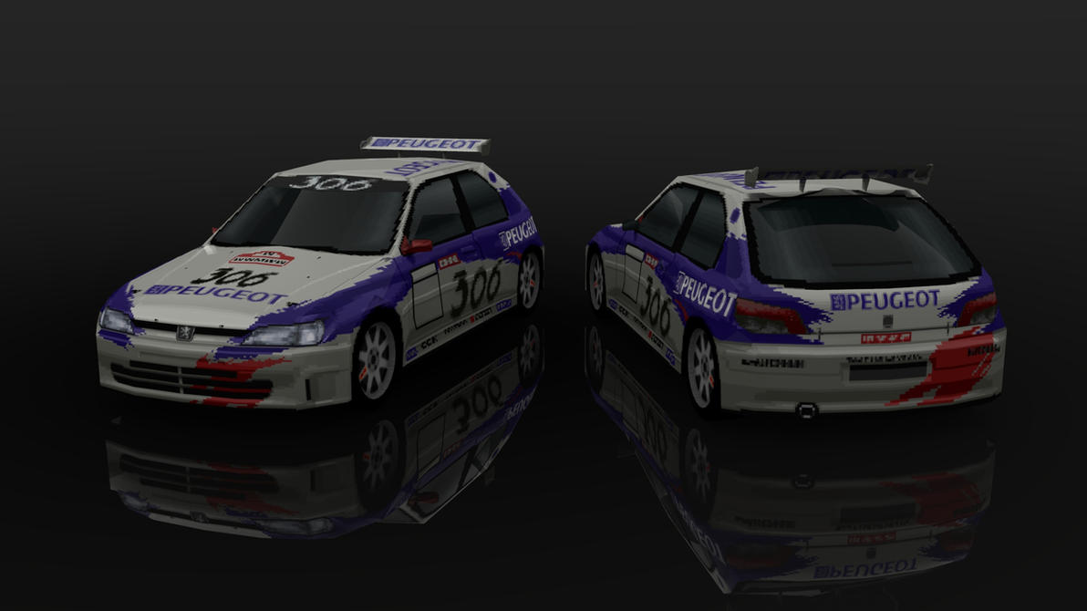Peugeot 306 Maxi Kit Car by Submaniac93 on DeviantArt