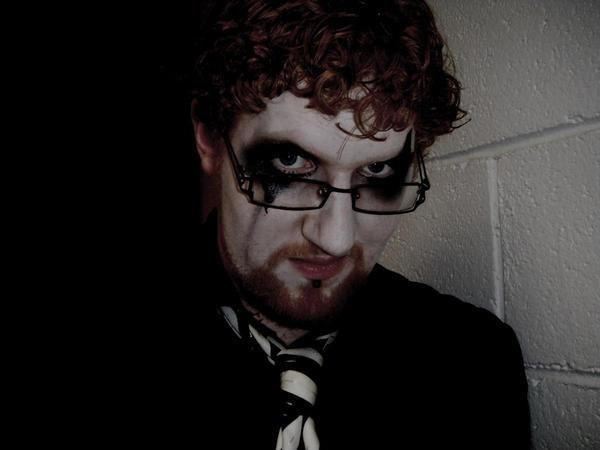 Evil Dave by reddaverocker